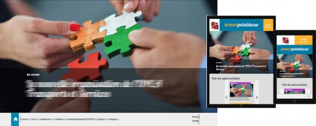 Homepage screenshot 2