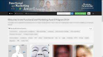 Boston Scientific Institute awards program