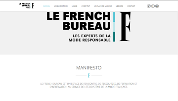 Image of lefrenchbureau.com website