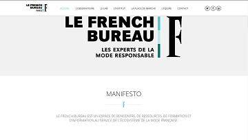 Image of lefrenchbureau.com website